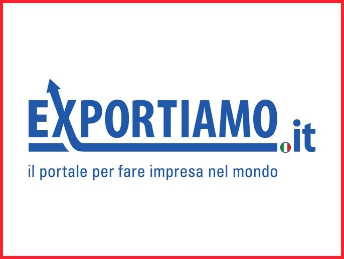 exportiamo